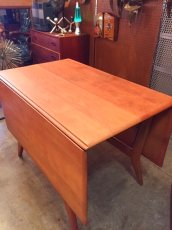 "画像17: ""Heywood-Wakefield""  Dining Table (17)"