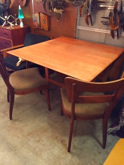 "画像3: ""Heywood-Wakefield""  Dining Table"