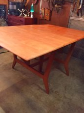 "画像11: ""Heywood-Wakefield""  Dining Table (11)"