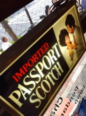 "画像7: ""Passport Scotch""  Light Sign (7)"