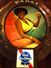 "画像2: ""Pabst Blue Ribbon""  Light Sign (2)"