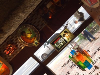 "画像2: ""Passport Scotch""  Light Sign"