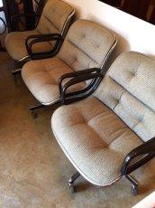 """画像6: """"Knoll"""" Pollock Chair (6)"""