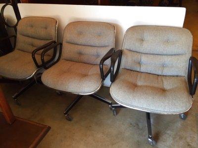 """画像2: """"Knoll"""" Pollock Chair"""