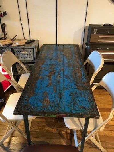 画像2: Vintage Work Table