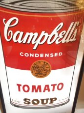 "画像1: ""Campbell's "" Andy Warhol Wall Hang (1)"