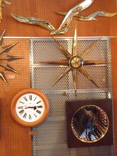 "画像2:  ""WELBY"" SunBurst Clock"