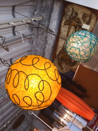 "画像2: ""Spaghetti ""Pendant Light"