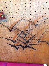 """画像5: """"Curtis Jere"""" Brass Wall Sculpture (5)"""
