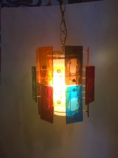 画像2: Color Panel Pendant Light (2)
