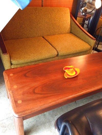 画像2: Vintage Modern Sofa
