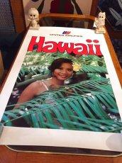 """画像3: """"UNITED """" Hawaii poster (3)"""