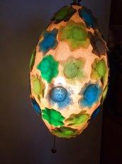 画像3: Lucite Pendant Light  (3)