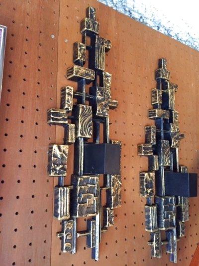 画像2: Modern Wall Hang