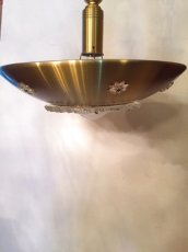 画像7: Gold Pendant Light (7)