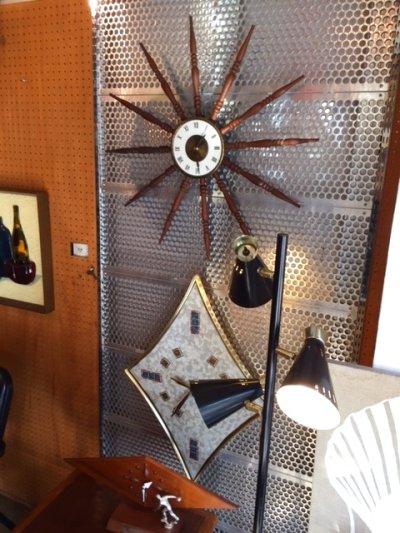 画像3: SunBurst Wall Clock