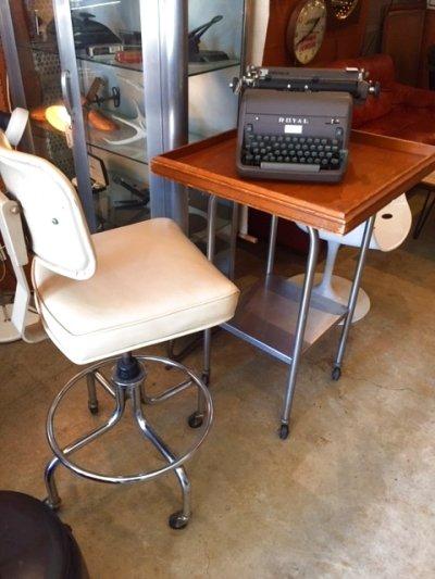 画像1: Vintage Work Table