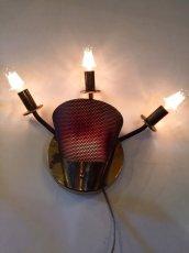 """画像7: """"fifties"""" Wall Lamp (7)"""