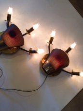 """画像10: """"fifties"""" Wall Lamp (10)"""
