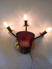 """画像8: """"fifties"""" Wall Lamp (8)"""