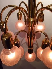 画像3: Modern Gold Pendant Light (3)