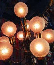 画像5: Modern Gold Pendant Light (5)