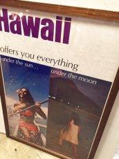 """画像5: """"VINTAGE """" Hawaii poster (5)"""