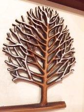 """画像5: """"SYROCO""""Tree Wall Hang (5)"""