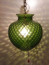 画像1: Modern Grass Pendant Light (1)