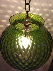 画像2: Modern Grass Pendant Light (2)