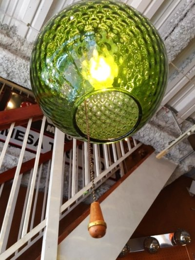 画像2: Modern Grass Pendant Light