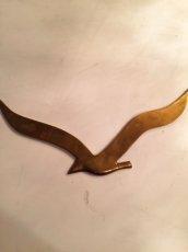 画像2: 3Bird Brass Wall Sculpture (2)