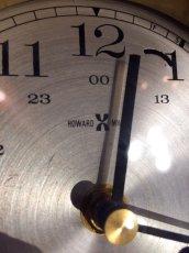 """画像5: """"HAWARD MILLER"""" Marine Clock (5)"""