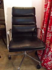 """画像2: """"Herman Miller"""" Soft Pad Chair (2)"""