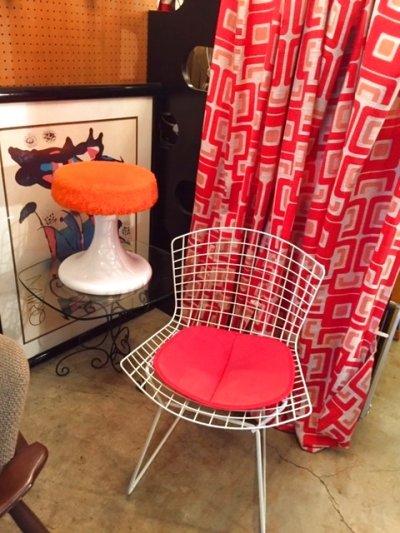"""画像1: """"Knoll"""" Bertoia Chair"""