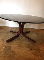 """画像4: """"WESTNOFA"""" Glass  Table (4)"""