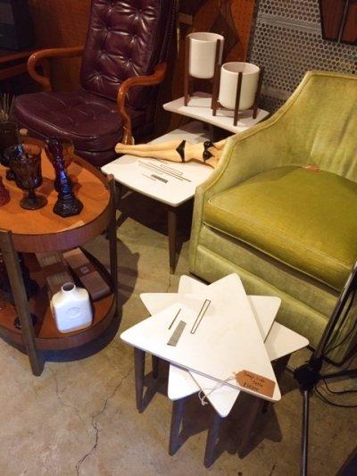 画像1: Vintage Side Table