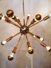 """画像1:  """" Sputnik""""16灯 Pendant Light (1)"""