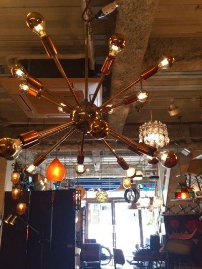 """画像3:  """" Sputnik""""16灯 Pendant Light"""