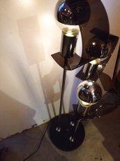 画像4: Modern Chrome Lamp (4)