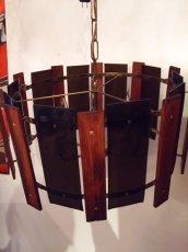 画像2: Modern Panel Pendant Light (2)