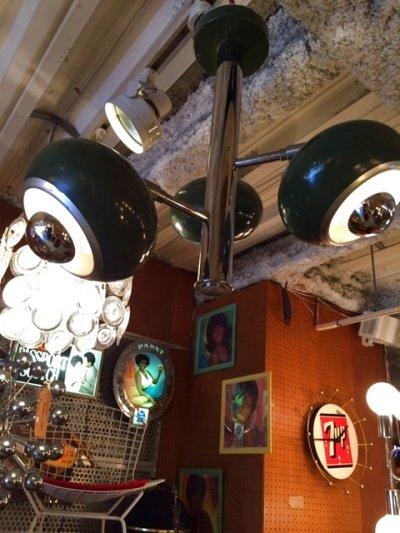 画像1: Modern 3灯 Pendant Light
