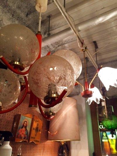 画像2: Modern 6灯 Pendant Light