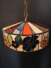 画像2: Stained Glass Pendant Light (2)