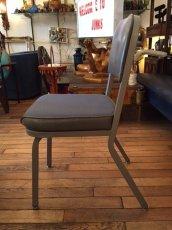 """画像3: """"United Chair"""" Metal Chair (3)"""