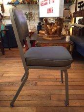 """画像4: """"United Chair"""" Metal Chair (4)"""