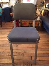 """画像5: """"United Chair"""" Metal Chair (5)"""