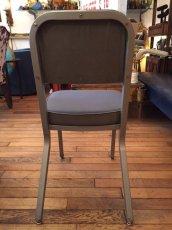 """画像6: """"United Chair"""" Metal Chair (6)"""