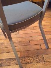 """画像9: """"United Chair"""" Metal Chair (9)"""