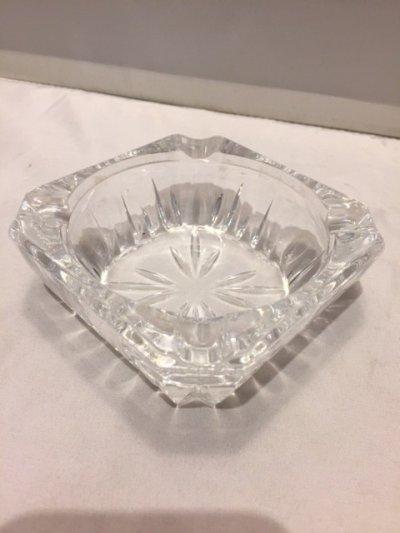 画像2: Vintage Glass Ashtray